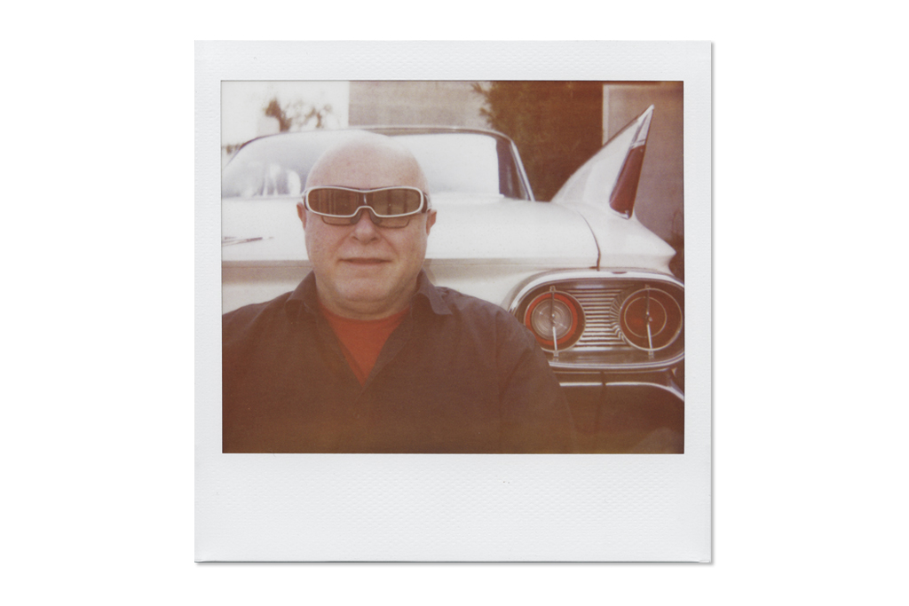 """The IMPOSSIBLE PROJECT x Polaroid """"INSTANT REVOLUTION"""" Exhibition"""