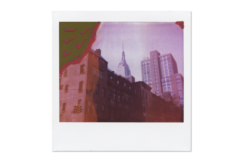 "The IMPOSSIBLE PROJECT x Polaroid ""INSTANT REVOLUTION"" Exhibition"