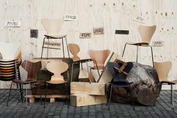 The Making of Series 7 by Arne Jacobsen
