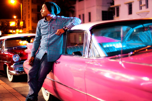 The New York Times: A Week with Pharrell Williams