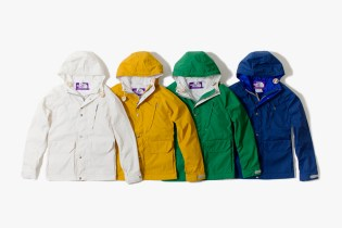 THE NORTH FACE PURPLE LABEL 2012 Spring/Summer Collection
