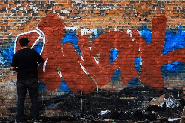 TheSeventhLetter: Rime, VandalsEYES Detroit