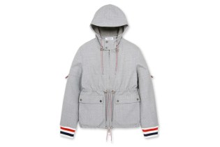 Thom Browne 2012 Spring/Summer Wool Jacket