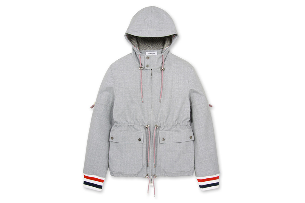 thom browne 2012 spring summer wool jacket