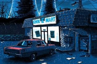 "Tim Doyle ""Unreal Estate"" Exhibition @ Spoke Art"