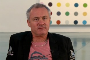 TIME: 10 Questions For Damien Hirst