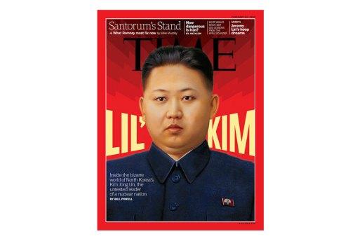 TIME Magazine: Lil' Kim