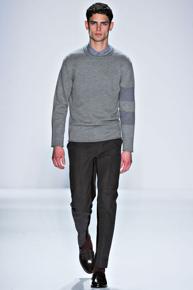 Timo Weiland 2012 Fall/Winter Collection