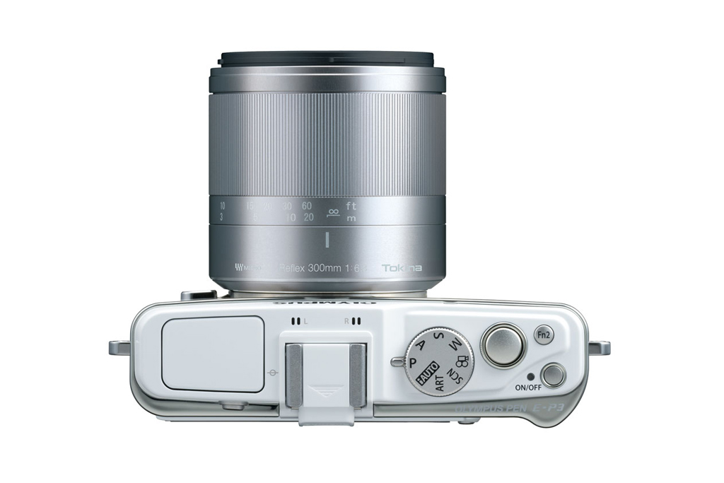tokina 300mm f 6 3 mirror lens for micro four thirds