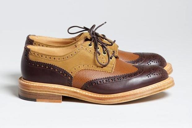 Tricker's x Superdenim 2012 Derby Collection