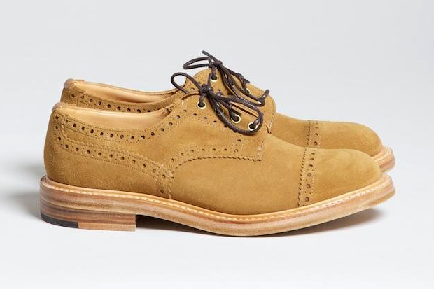 trickers x superdenim 2012 derby collection