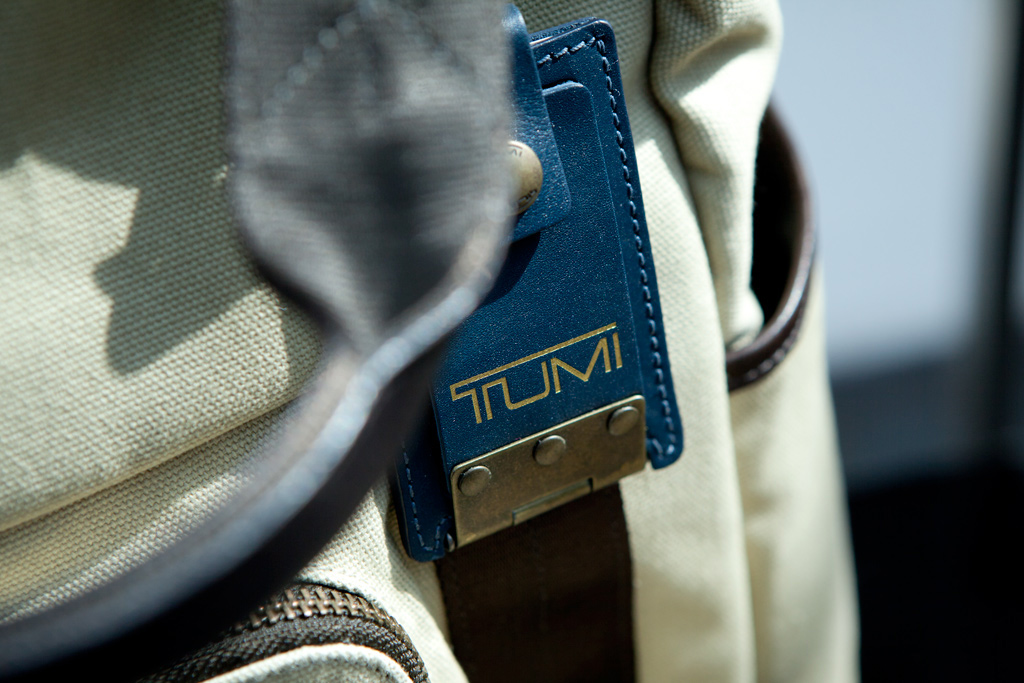 Tumi 2012 Spring/Summer Collection Preview @ Watermark Hong Kong