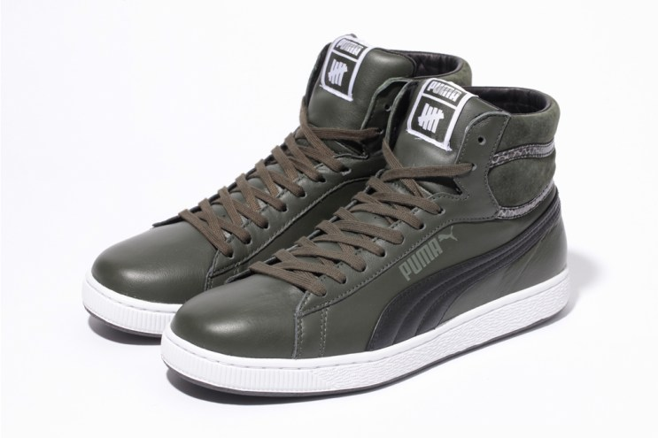 Undefeated x PUMA 2012 Spring/Summer Ralph Sampson Snakeskin