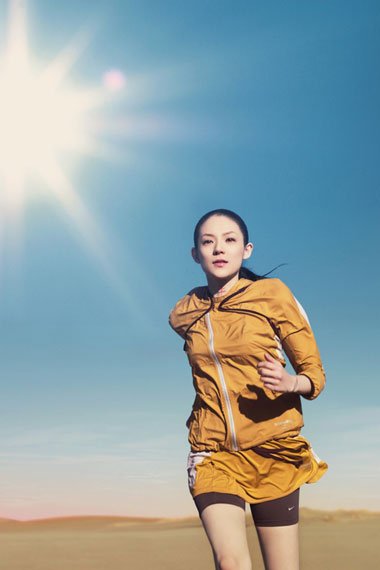 undercover x nike gyakusou 2012 spring summer campaign