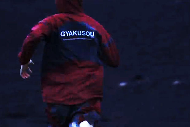 UNDERCOVER x Nike GYAKUSOU 2012 Spring/Summer Campaign Video