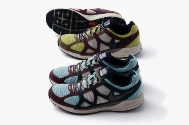 UNDERCOVER x Nike GYAKUSOU 2012 Spring/Summer Collection
