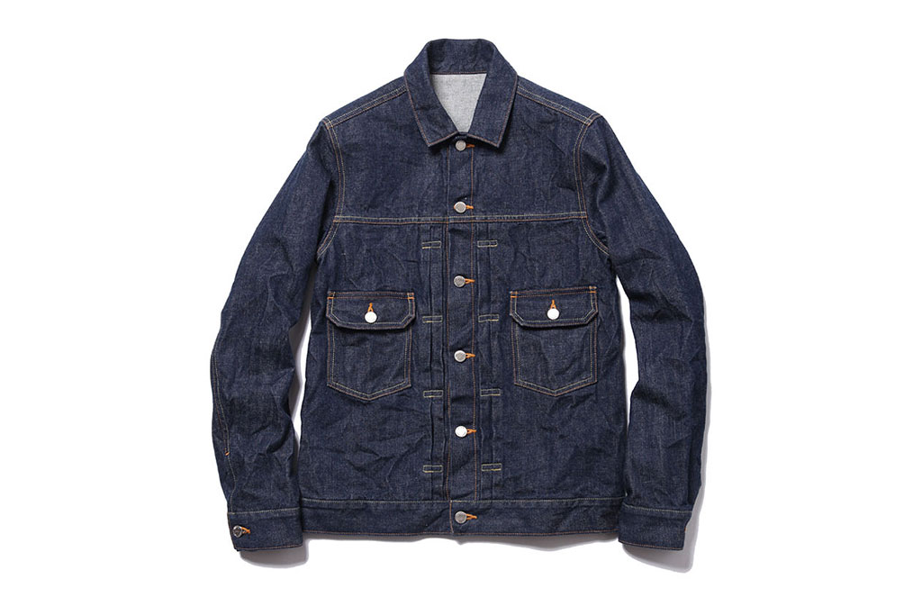 uniform experiment 2012 Spring/Summer Denim Jackets