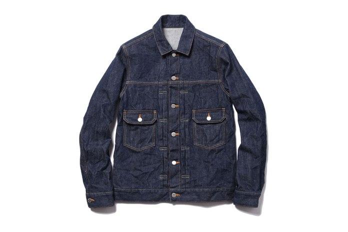 uniform experiment 2012 Spring/Summer Denim Jackets
