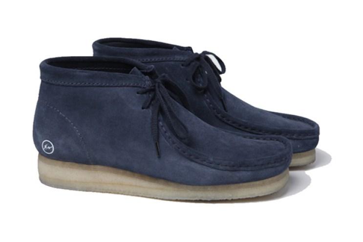 uniform experiment x fragment design x Clarks Originals 2012 Spring/Summer Wallabee