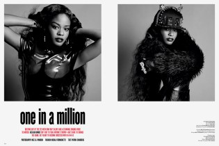 V Magazine: Azealia Banks - one in a million