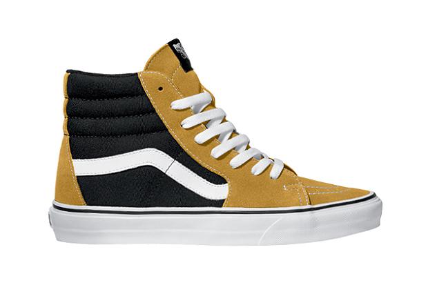Vans 2012 Spring Sk8-Hi Suede Pack