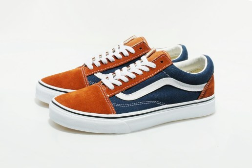 Vans 2012 Spring/Summer Old Skool Suede