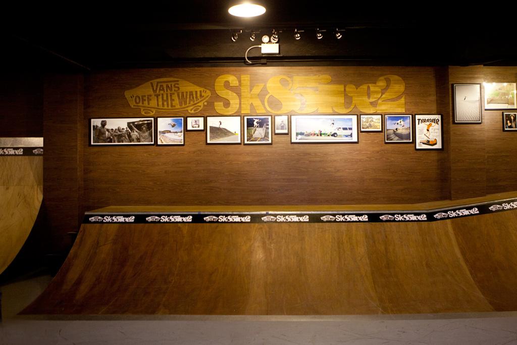 Vans Sk85ive2 Indoor Skatepark Opening Recap