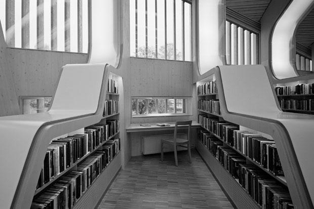 Vennesla Library & Cultural Center
