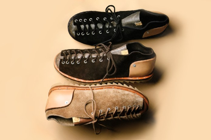 visvim 2012 Spring/Summer Lace-Up Shoes Preview