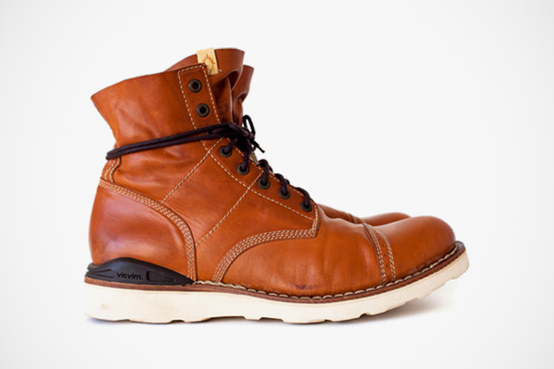 visvim VIRGIL CANTOR-FOLK *F.I.L. EXCLUSIVE