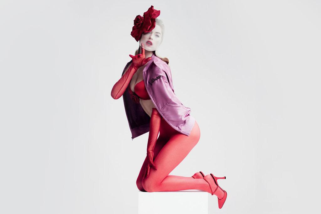 VMAN: Calendar Girls by Willy Vanderperre
