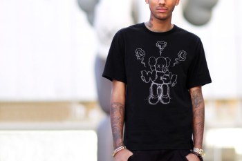Wish x KAWS 2012 Collaboration T-Shirt
