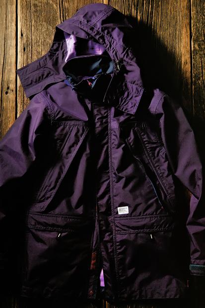 wtaps 2012 spring summer sherpa jacket