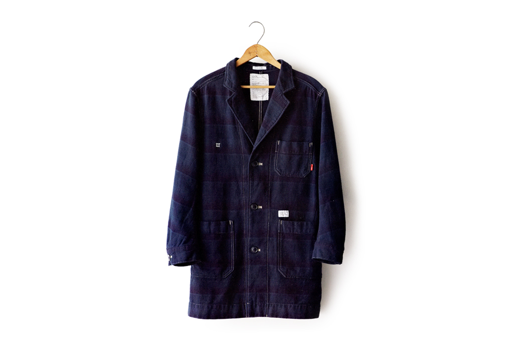 wtaps 2012 spring summer shop coat preview