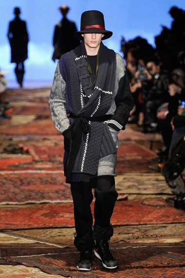 Y-3 2012 Fall/Winter Collection