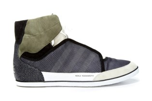 Y-3 2012 Spring/Summer Honja High Top Mixed Media