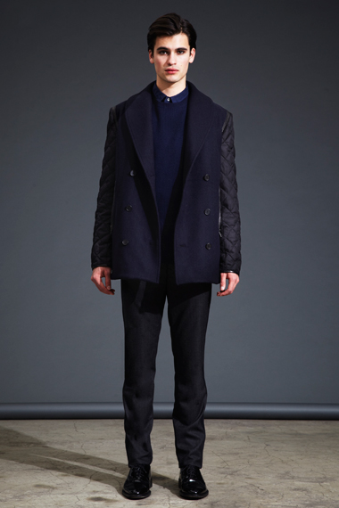 Yigal Azrouël 2012 Fall/Winter Collection