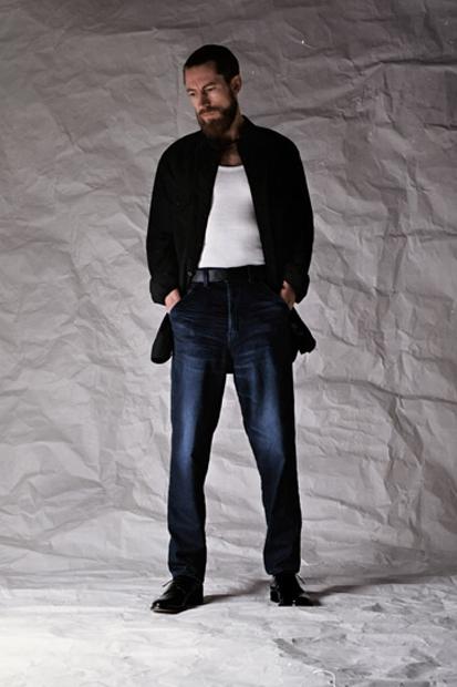 yohji yamamoto x edwin 2012 yohji jeans collection
