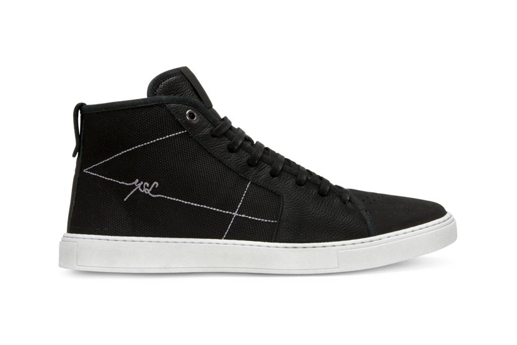 Yves Saint Laurent Stitch Sneakers