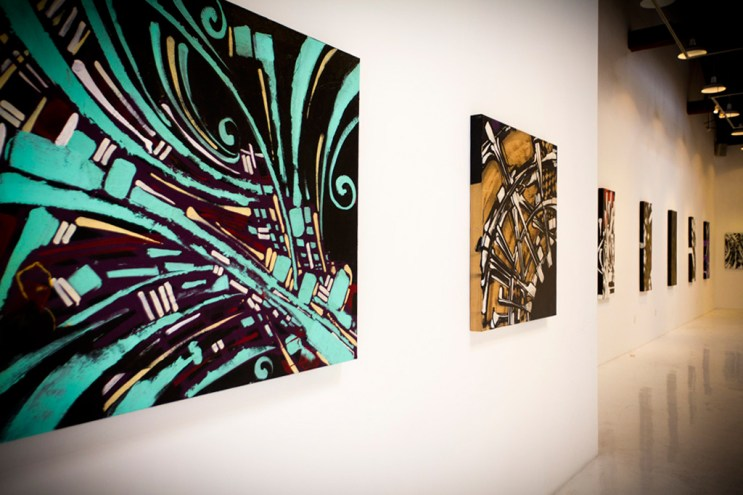 "ZES x RETNA ""Excavated Revelations"" Exhibition @ Known Gallery"