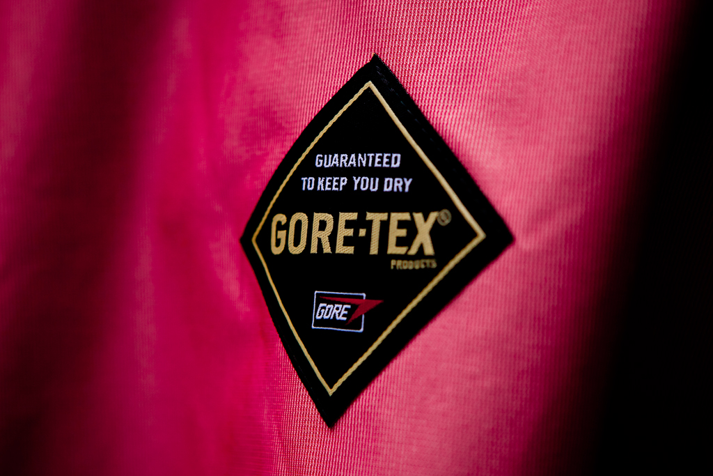 02DERIV. 2012 Spring/Summer STORM PARKA-NYLON TUSSER GORE-TEX 3L