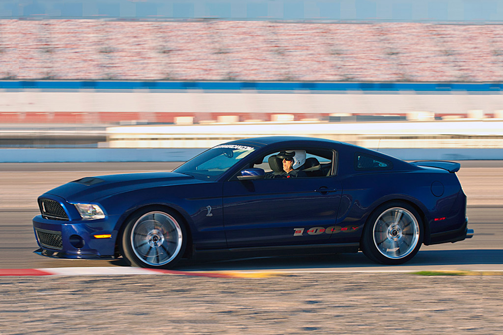 2012 Ford Shelby 1000