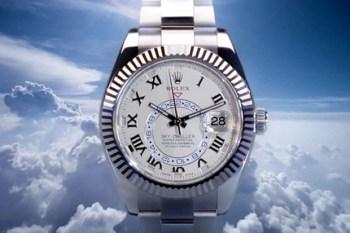 Rolex 2012 Sky-Dweller Video