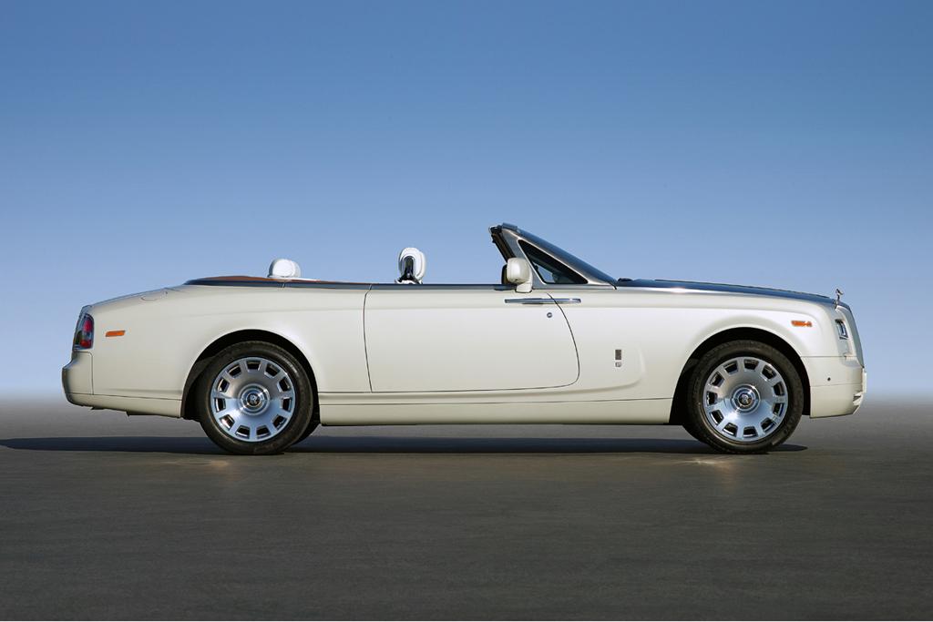 2012 Rolls Royce Phantom Drophead Coupe Series II