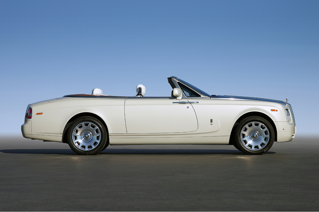 2012 Rolls Royce Phantom Drophead Coupe Series II