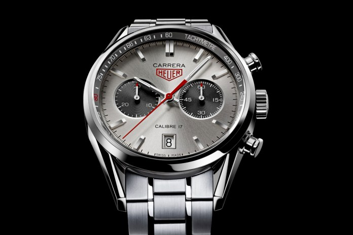 2012 TAG Heuer Carrera Jack Heuer 80th Birthday Carrera