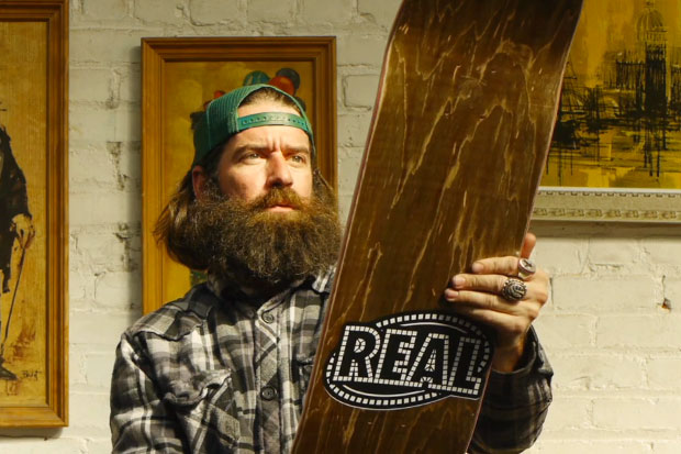 4Q x REAL Skateboards Release Video