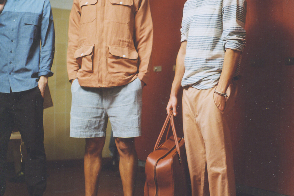 a kind of guise 2012 spring summer collection lookbook