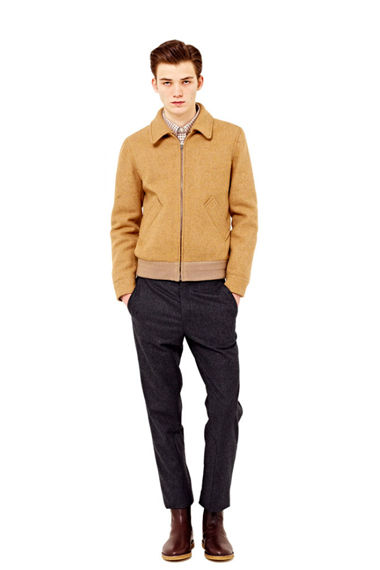 A.P.C. 2012 Fall Collection