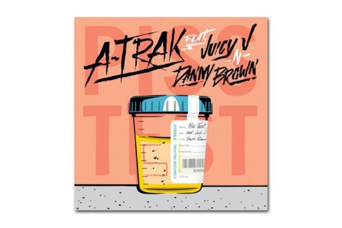 A-Trak featuring Juicy J & Danny Brown - Piss Test